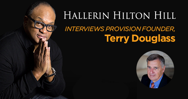 Hallerin Hilton Hill interviews Terry Douglass
