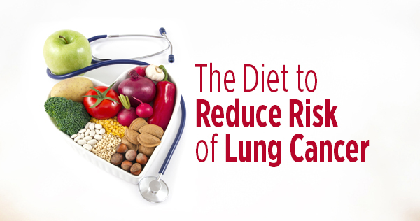 Mediterranean Diet to Reduce Lung Cancer