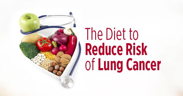 Mediterranean Diet to Reduce Lung Cancer