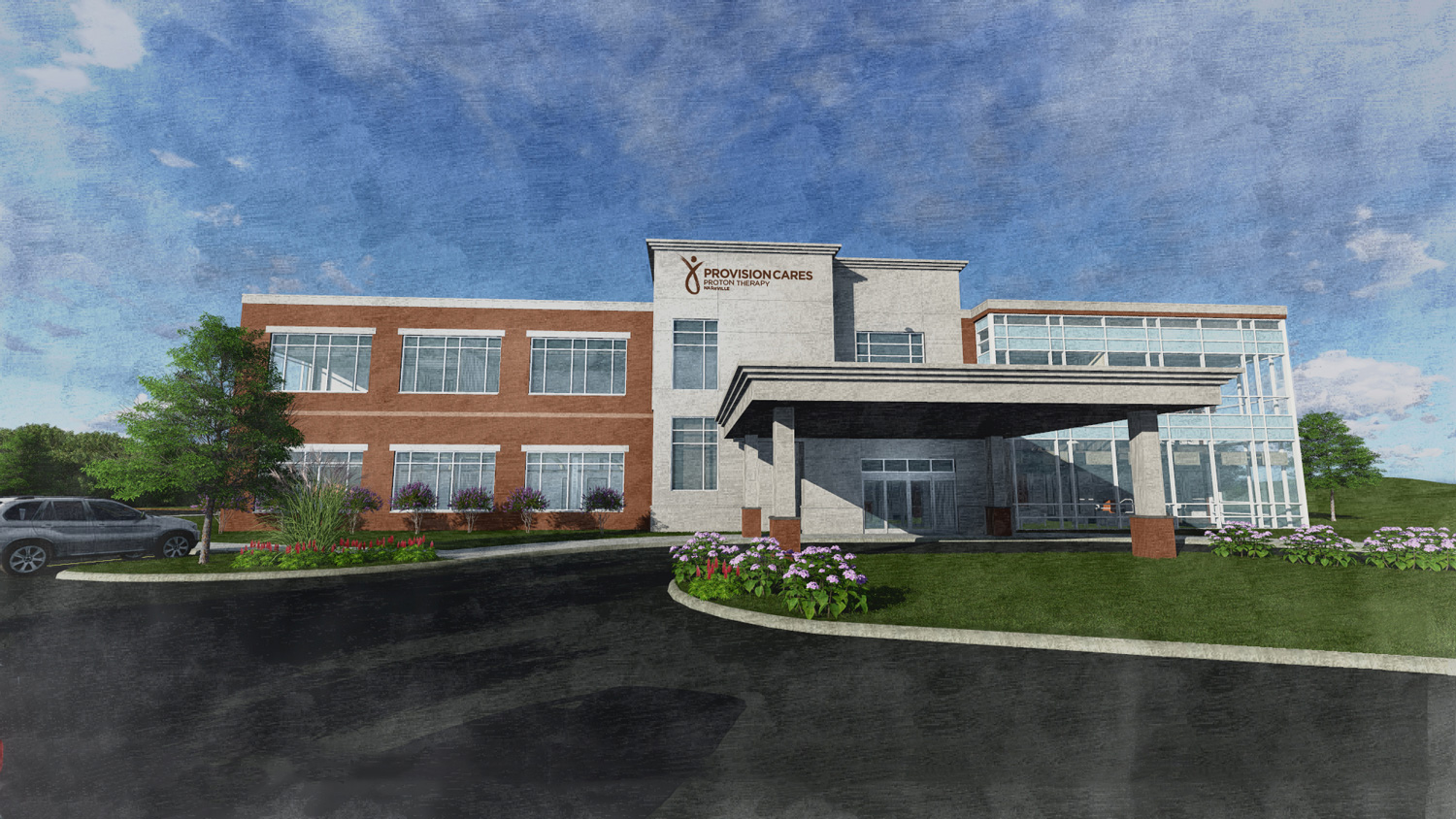 Provision CARES Proton Therapy - Nashville Archives
