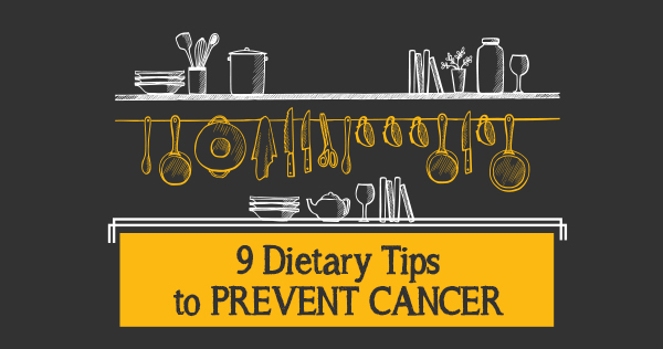 9 Tips to Prevent Cancer