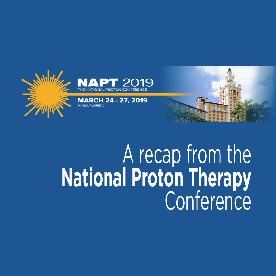 Provision Team Members Participate In The National Association Of Proton Therapy Convention Provision Healthcare