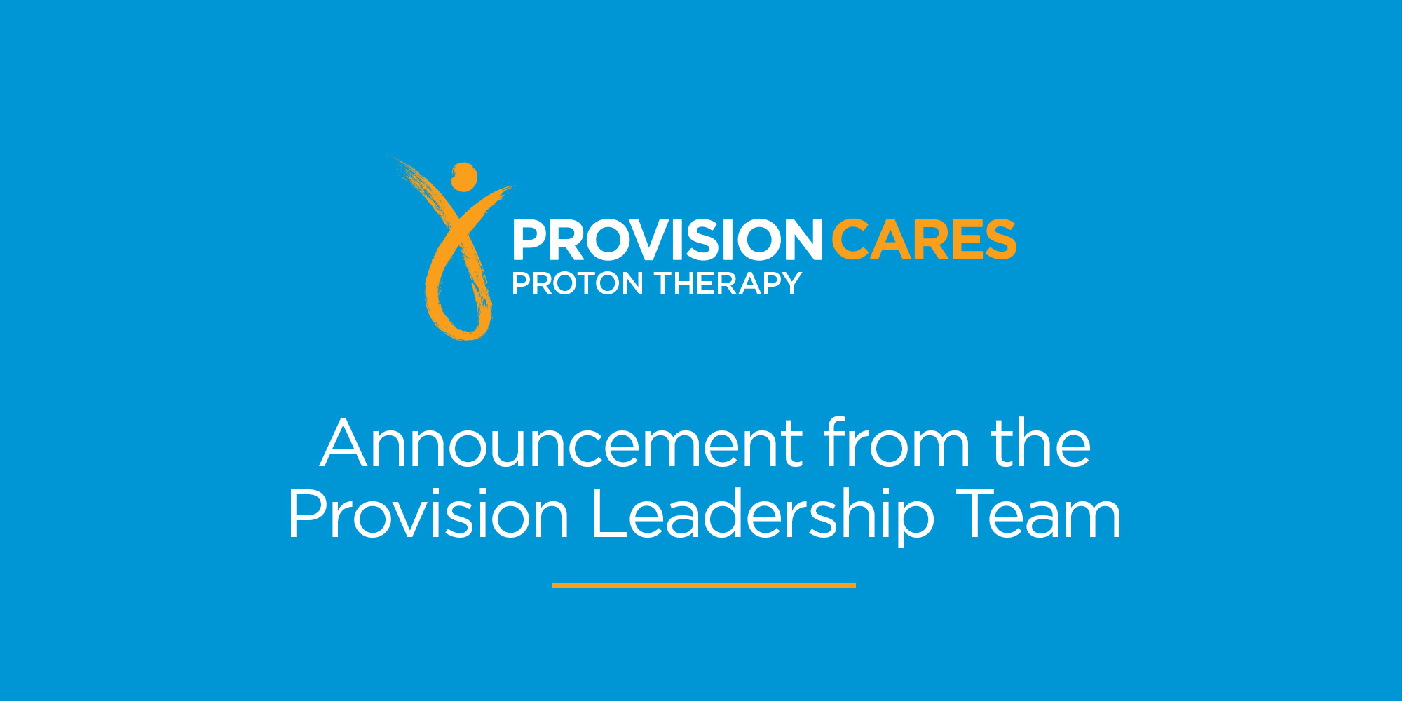 COVID-19 update from Provision