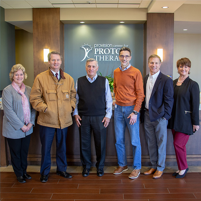 Congressman Tim Burchett visits Provision Knoxville