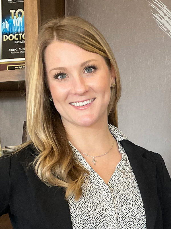 Jennifer Wilson is a Registered Dietitian Nutritionist and expert in nutrition for cancer patients