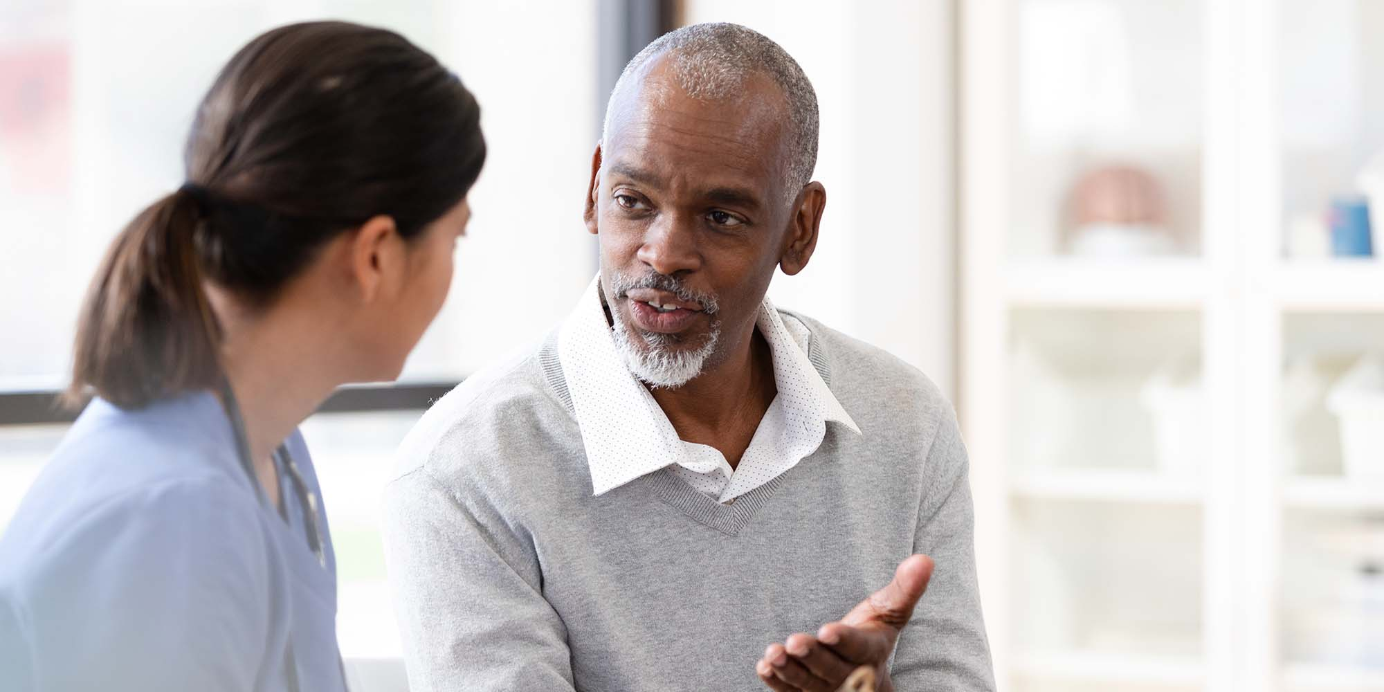 Knowing the common prostate cancer risk factors can help men detect the disease earlier